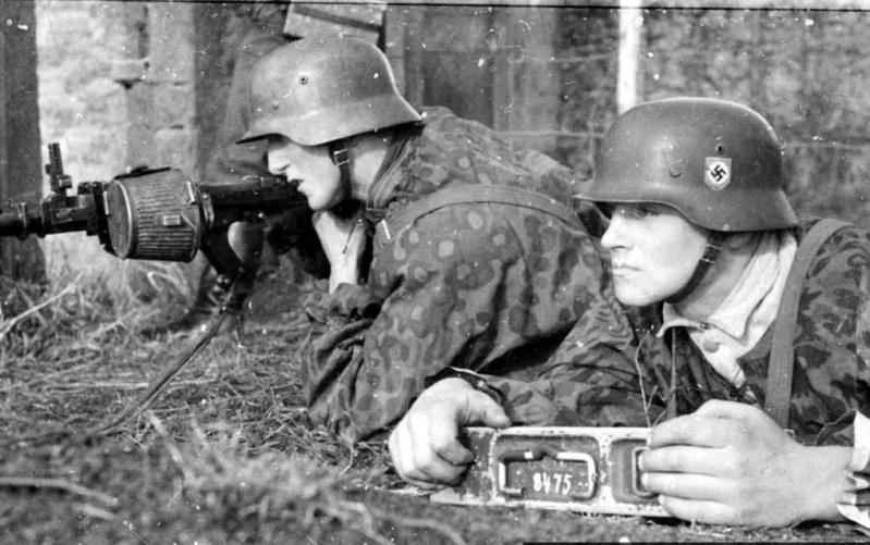 La Maschinengewehr 34/41 ou MG 34/41 et la MG42  Image50