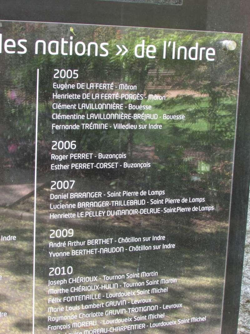 Stèle des Justes parmi les Nations (Indre) Img_7715