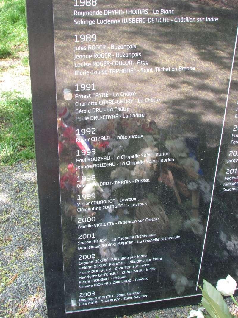 Stèle des Justes parmi les Nations (Indre) Img_7717