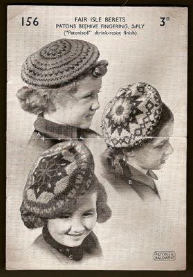 Et elle avait ! elle avait ! elle avait un chapeau rigolo ! et une drôle de petite robe... LA MODE PENDANT LA GUERRE EN FRANCE ET COTE US 19153610