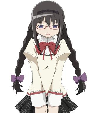 Charaktersteckbrief: Homura Akemi.  Akemi_10