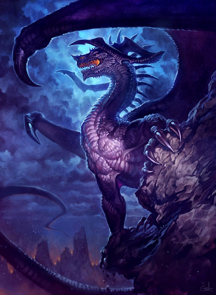 Darilith NPC Dragon10