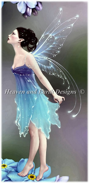 HAED - Forget me not Fairy (mini) Forget12