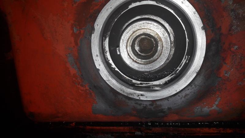 Fuite huile moteur super 5d 20160611