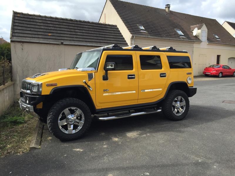 Mon Hummer H2 jaune  Img_4211