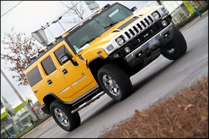 Mon Hummer H2 jaune  Img_5710