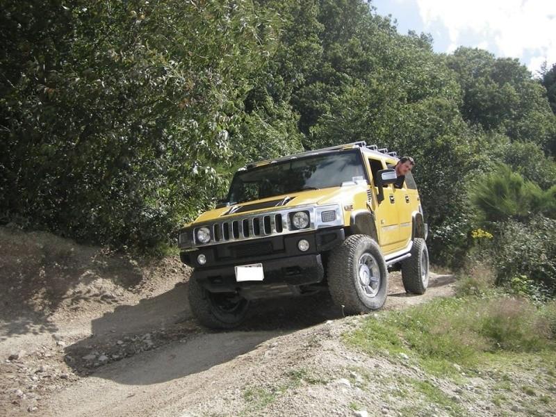 Mon Hummer H2 jaune  Img_5712