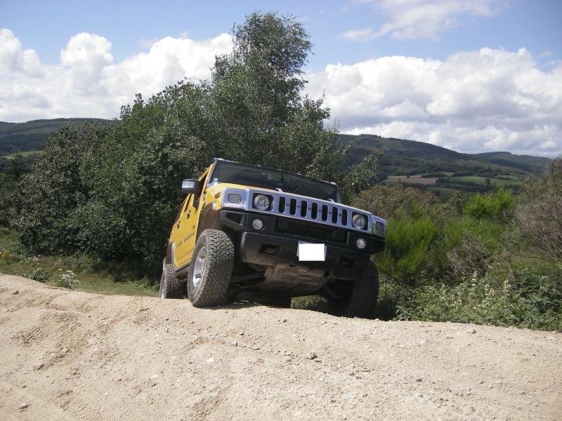 Mon Hummer H2 jaune  Img_5714