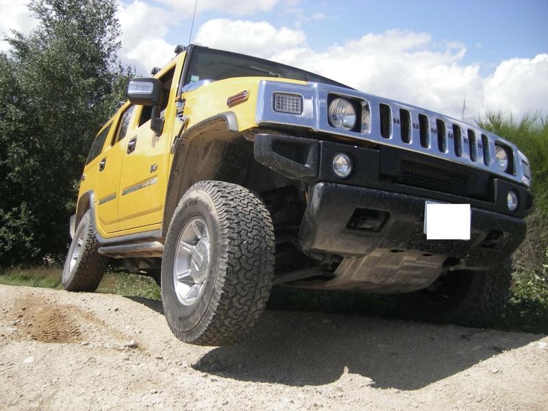 Mon Hummer H2 jaune  Img_5717