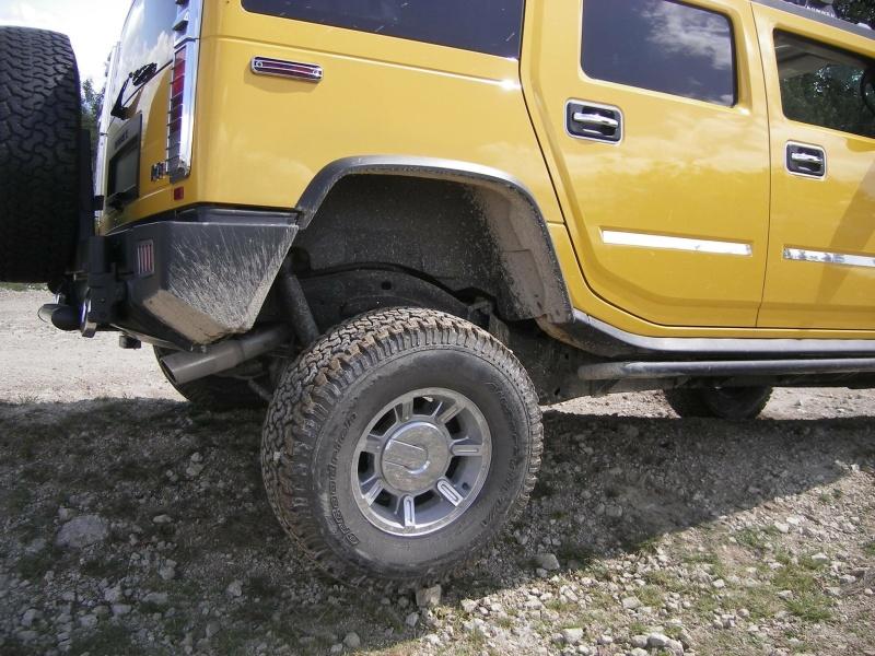 Mon Hummer H2 jaune  Img_5718