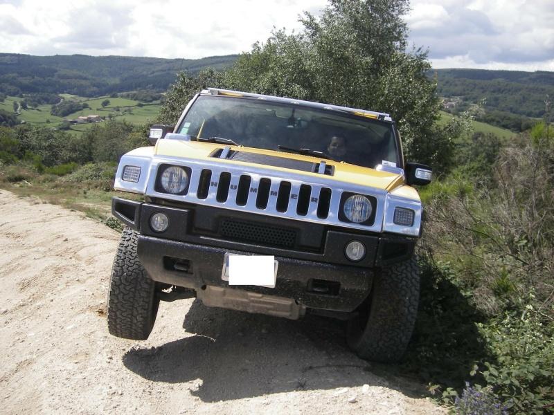 Mon Hummer H2 jaune  Img_5719