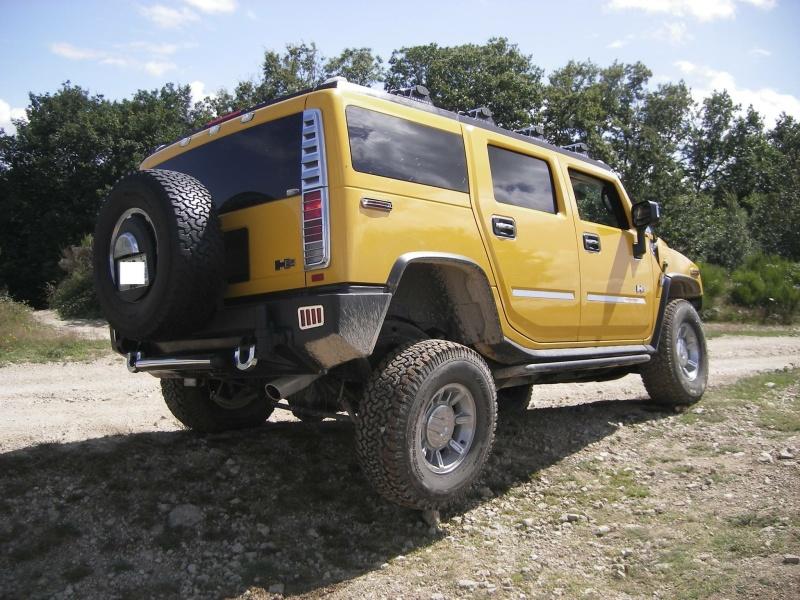 Mon Hummer H2 jaune  Img_5720