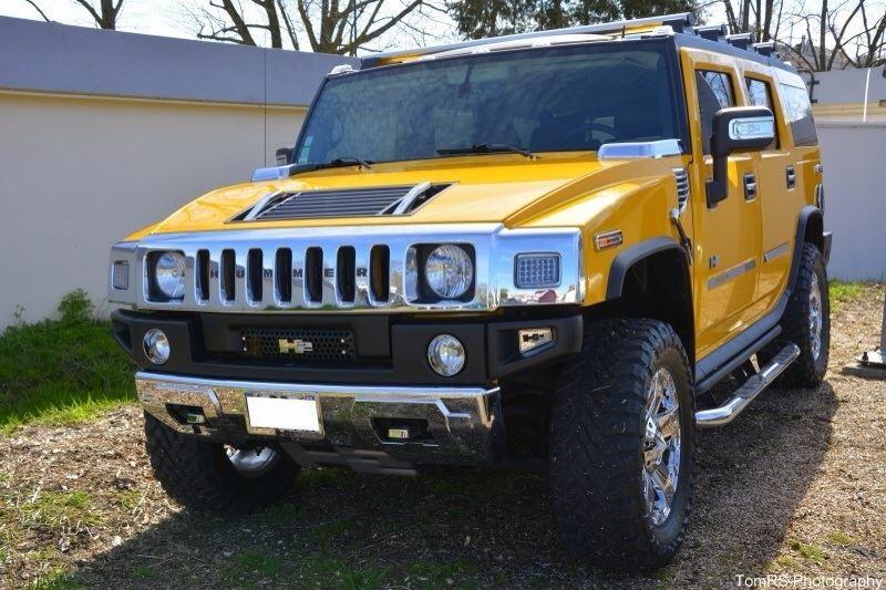 Mon Hummer H2 jaune  Img_5810