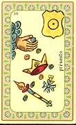 Nativité - Réussite - Elévation - Honneurs - Pensée-amitié - Campage-santé - Présents Carte-20