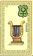 Plaisir - La Paix - Union - Famille - Amor - La Table - Passions Carte-35