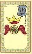 Appui - Beauté - Héritage - Sagesse - La Renommée - Le Hasard - Bonheur Carte-53