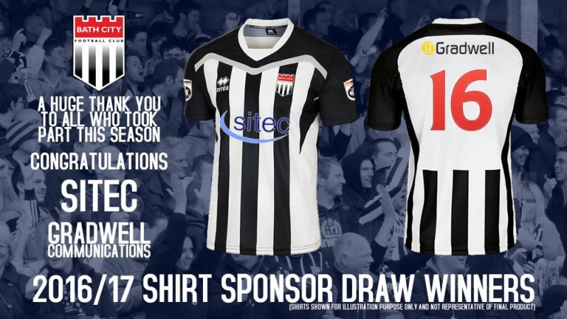 Sponsor draw - and possible new kit? 13243910