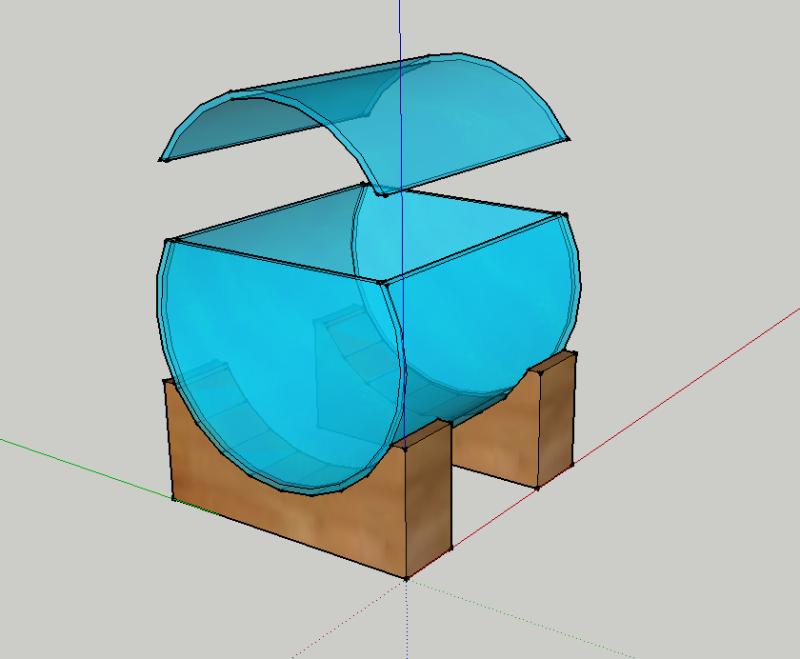 Projet aquarium cylindrique  Aquari12