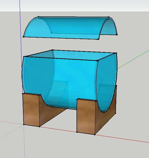 Projet aquarium cylindrique  Aquari13