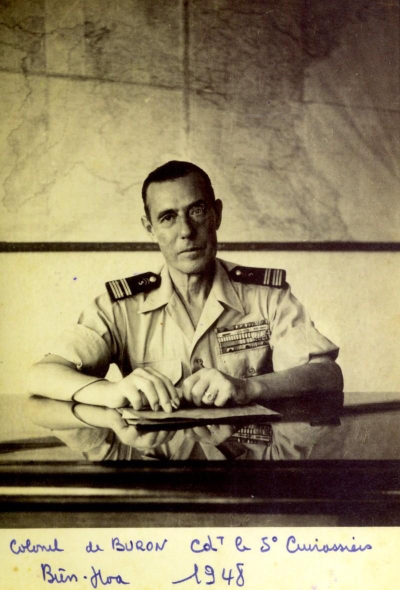 Colonel de BURON 5° Cuirassiers ROYAL POLOGNE 001_co10