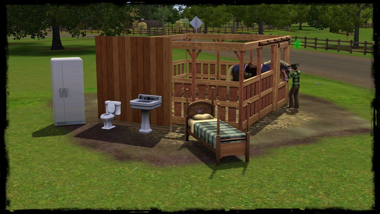 """[Challenge] Teens and Horses """"Sims 3"""" - Page 3 1er_pa11"""