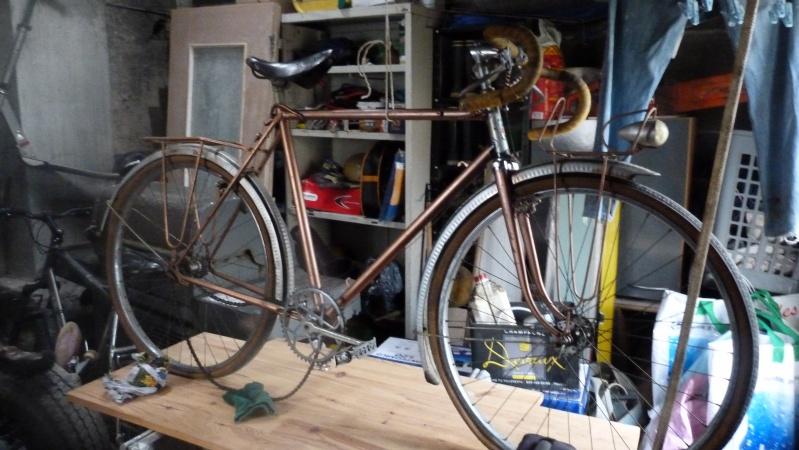 Vélo Messina- date inconnue - modèle inconnu : / P1100110