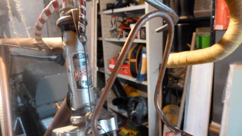 Vélo Messina- date inconnue - modèle inconnu : / P1100113