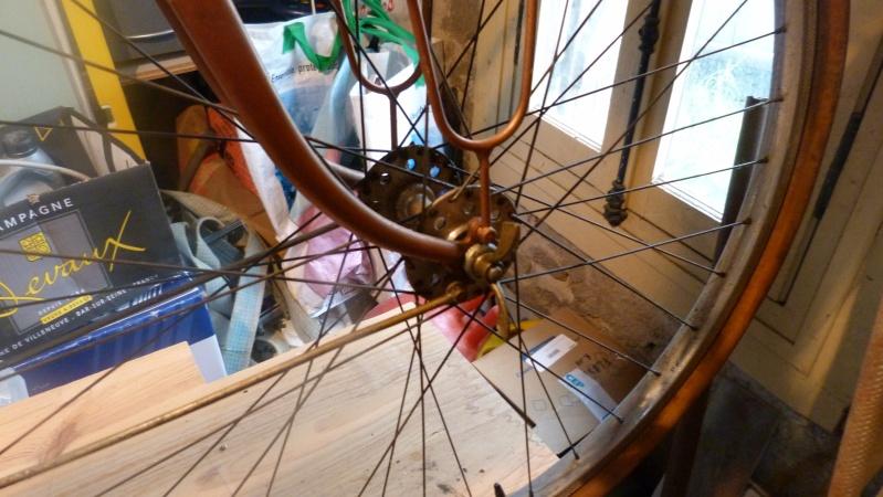 Vélo Messina- date inconnue - modèle inconnu : / P1100115