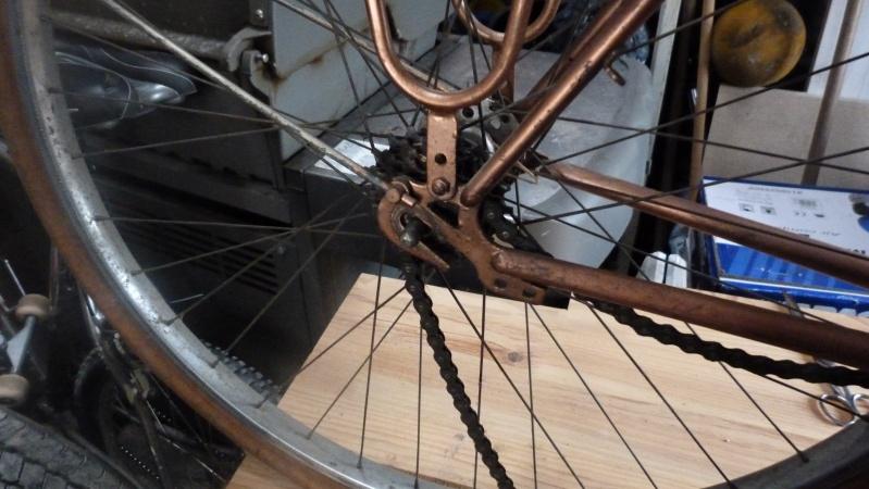 Vélo Messina- date inconnue - modèle inconnu : / P1100117