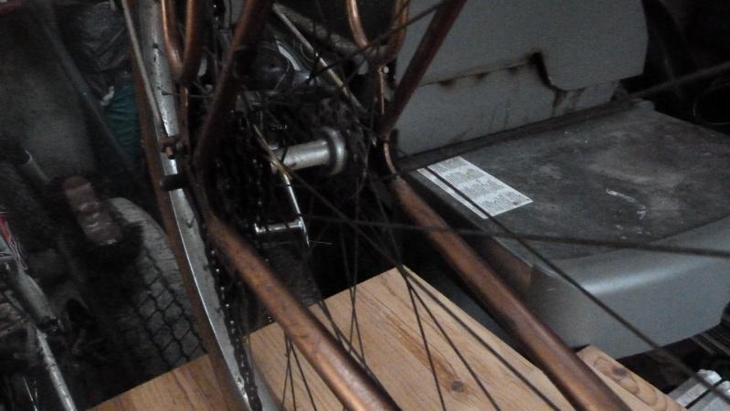 Vélo Messina- date inconnue - modèle inconnu : / P1100119