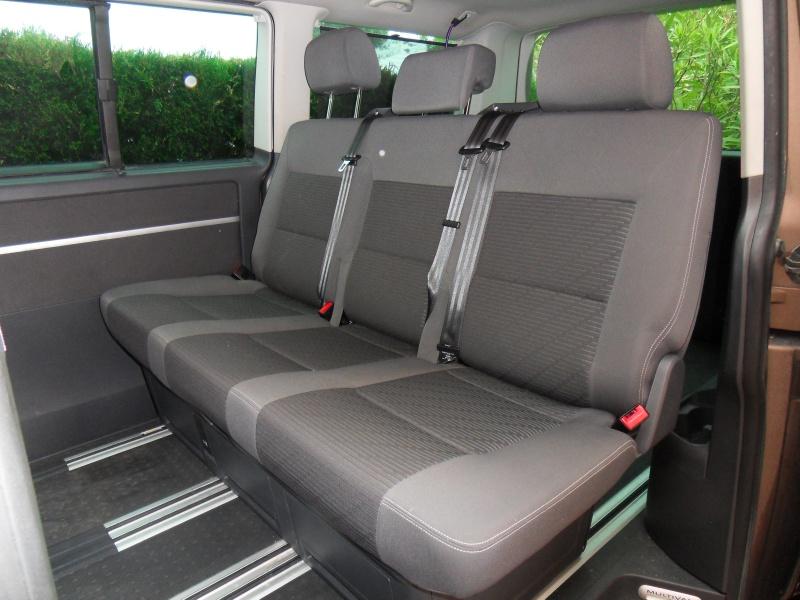 Vends Banquette arrière Multivan T5  1700€ Sdc16812