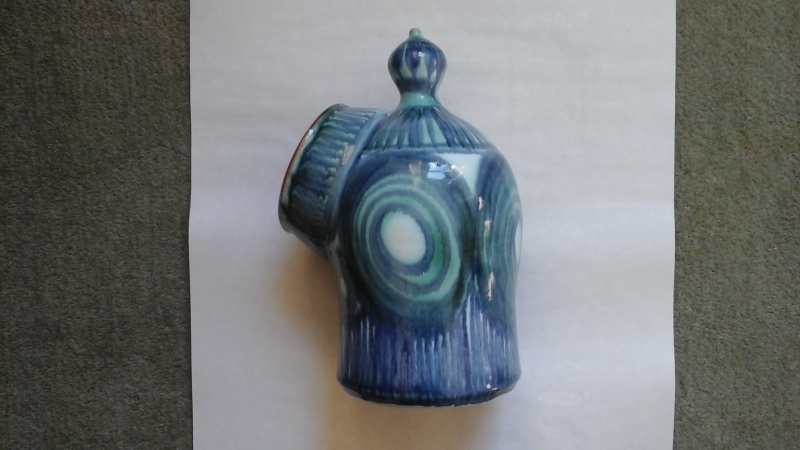 Pru Green, Gwili and Wivenhoe Potteries 20160512
