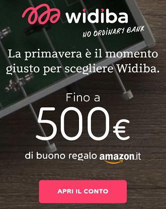 WIDIBA regala BUONO AMAZON € 100-300-500 [scaduta il 12/07/2017] Aaa12