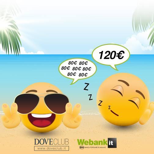 WEBANK regala BUONI TOTALERG-eBAY-DOVECLUB-MEDIAWORLD-MADE.COM € 120 se presentati [scaduta il 20/09/2016] Bbb10