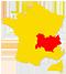 Rhônes Alpes - Auvergne