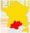 Midi Pyrénées - Languedoc Roussillon