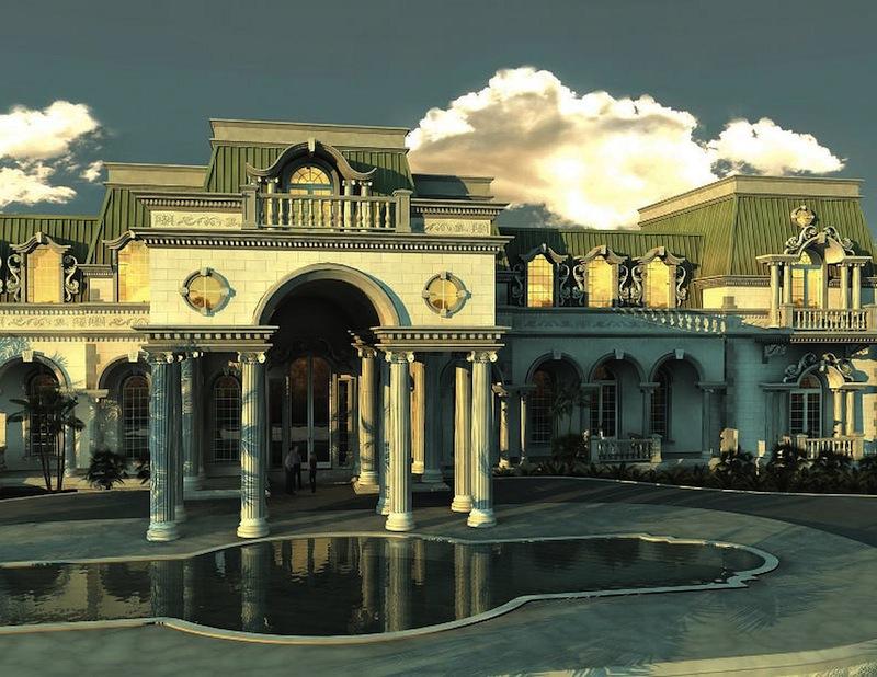 Répliques de Versailles Entryw10