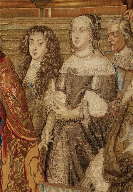 Expositions à Bayonne : Traité de Paix - Le génie de l'art Anne_a10