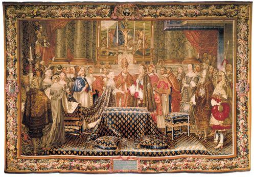 Expositions à Bayonne : Traité de Paix - Le génie de l'art Mariag10