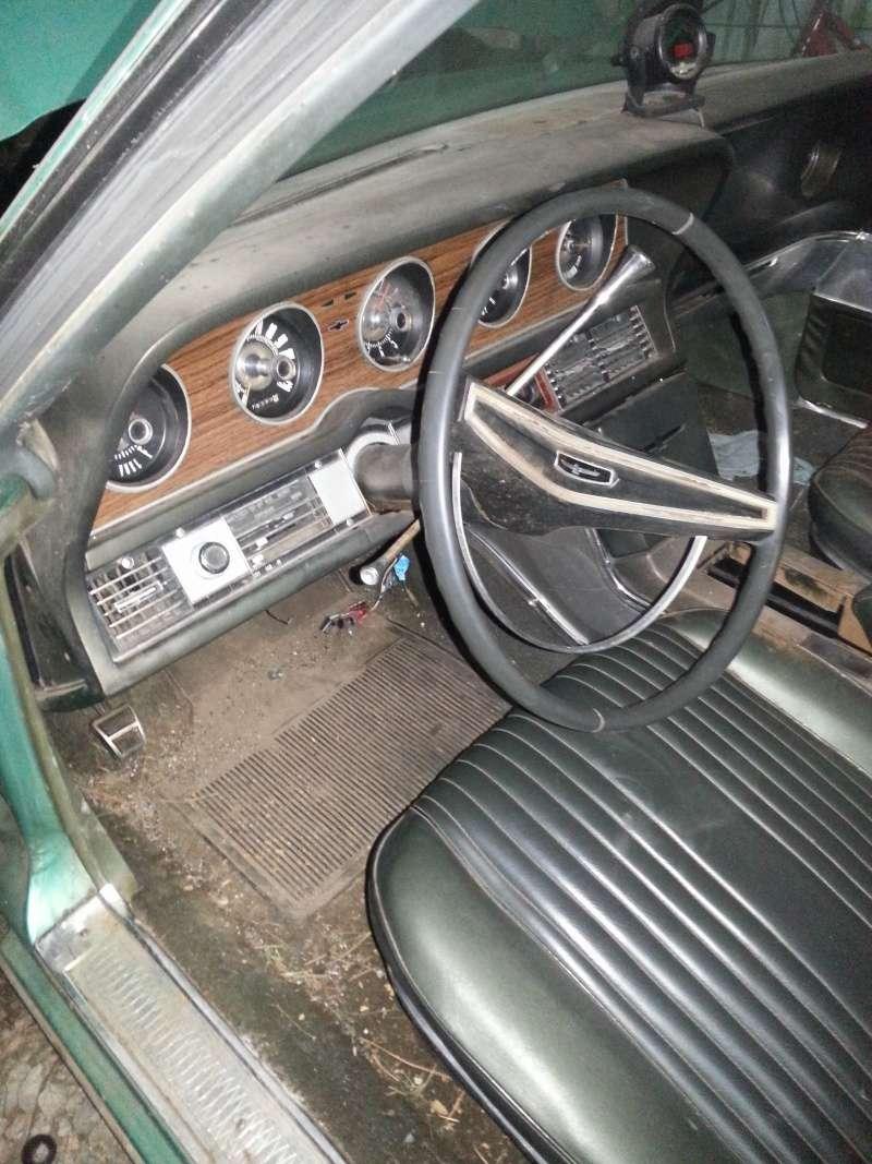 1969 Ford Thunderbird build 14111