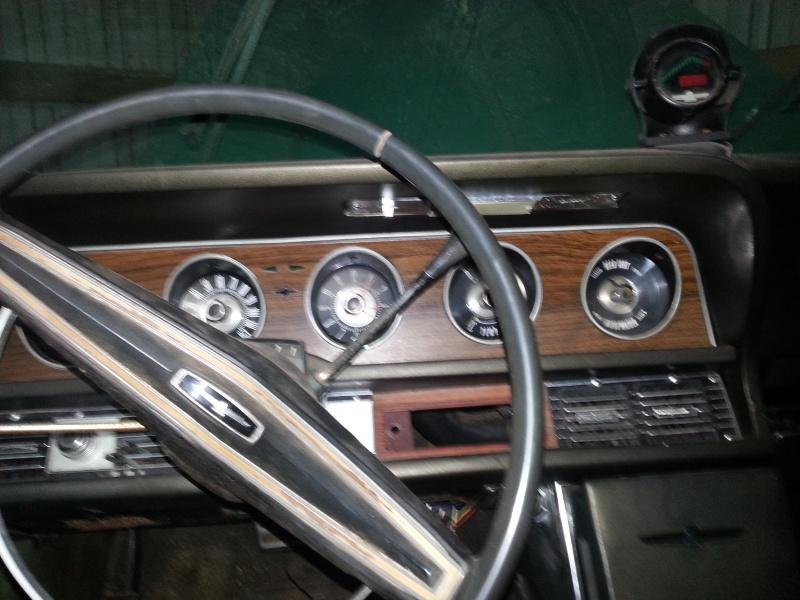 1969 Ford Thunderbird build 14310