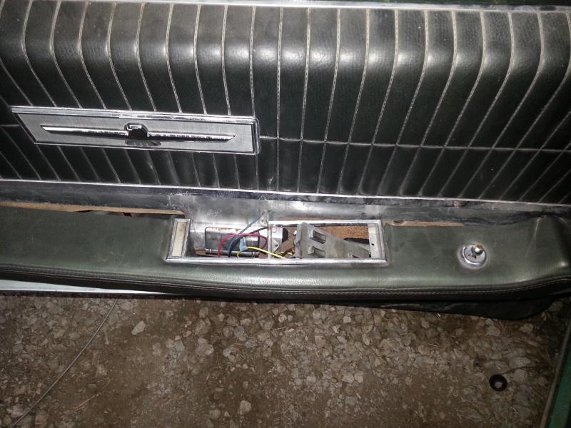 1969 Ford Thunderbird build 14412
