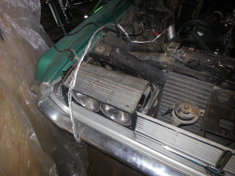 1969 Ford Thunderbird build 14711