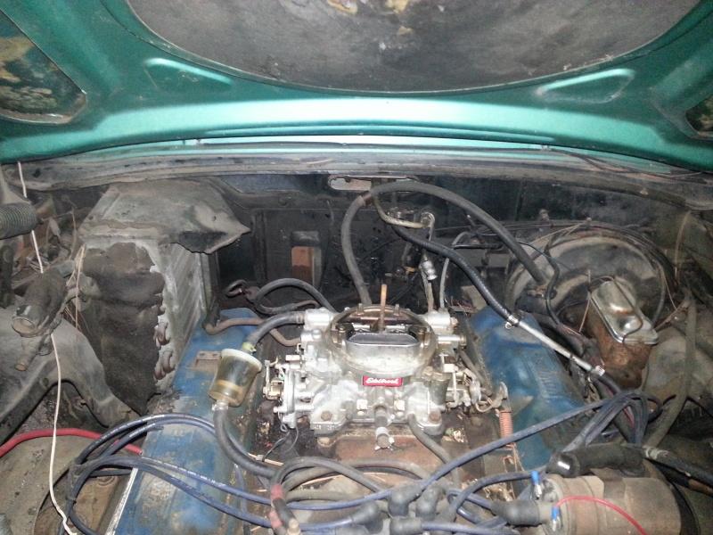 1969 Ford Thunderbird build 14911