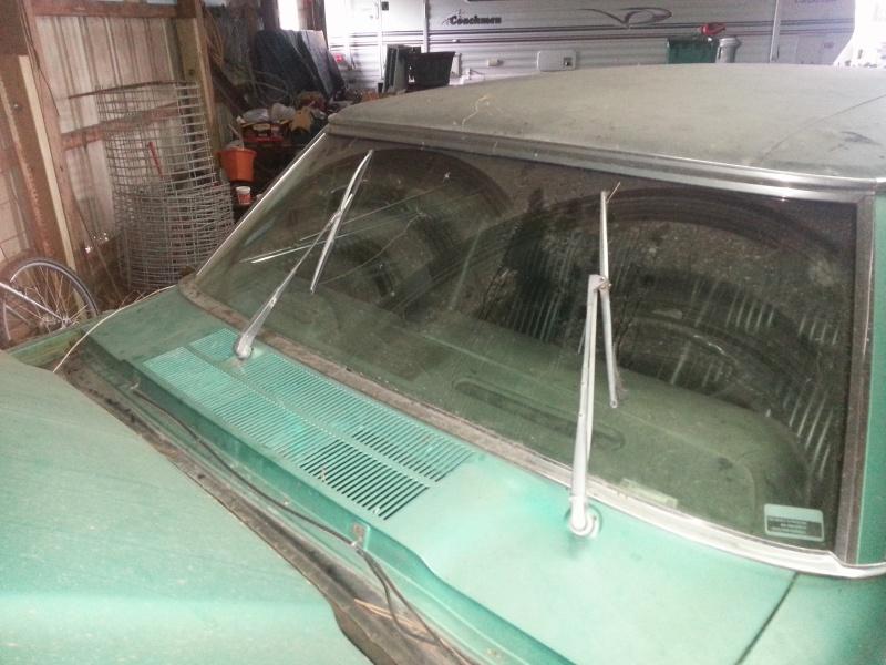 1969 Ford Thunderbird build 15010