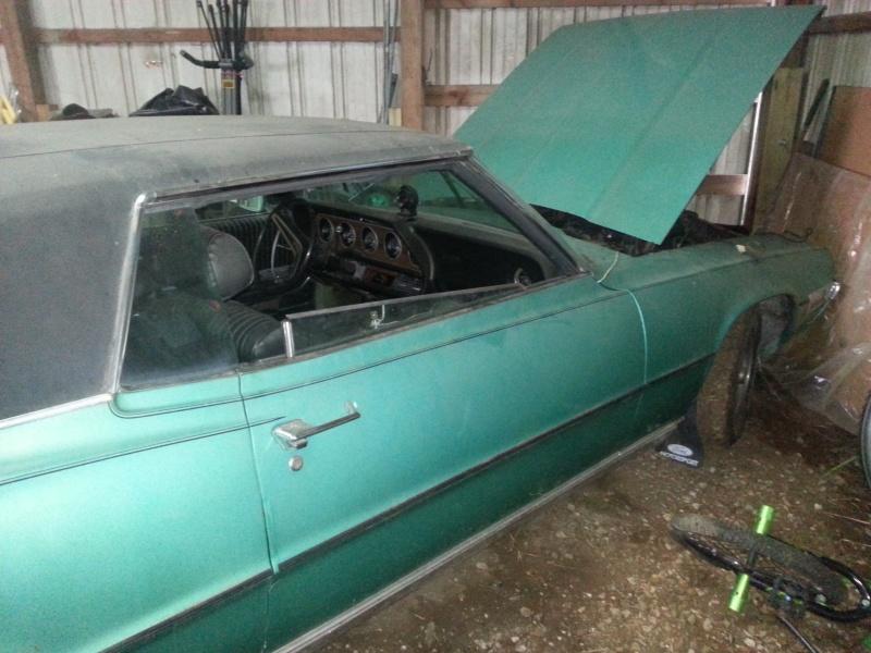 1969 Ford Thunderbird build 15111