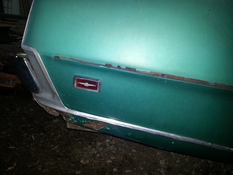1969 Ford Thunderbird build 15410