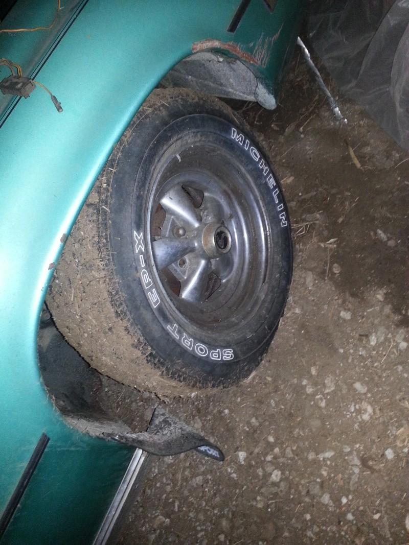 1969 Ford Thunderbird build 15510