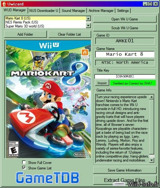 Uwizard v1.1.3 : Outil tout en un pour Wii U Uwizar10