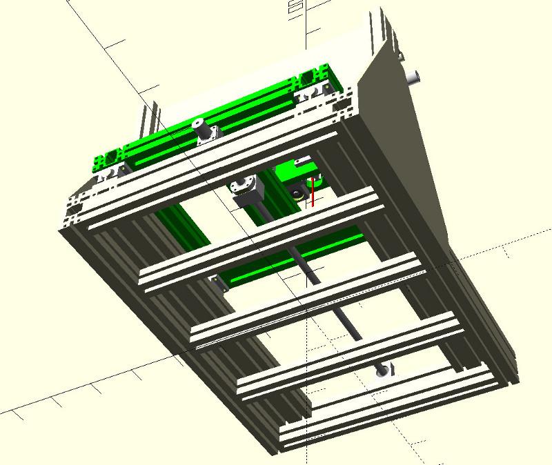 Portique CNC exotique Cnc_v412